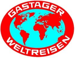 GASTAGER WELTREISEN