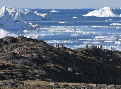 TUI Wolters Reisen - Expedition Diskobucht - im Herzen Grönlands mit MS Fram