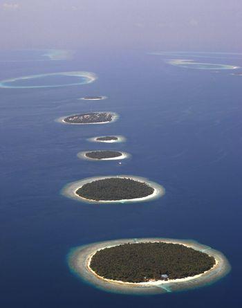 Berge & Meer - Die Perlen des Orients und die Malediven