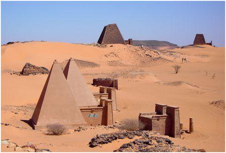 Marco Polo Reisen - Sudan - Auf der Spur der schwarzen Pharaonen
