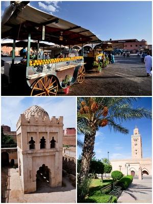 Studiosus - Marokko - Impressionen