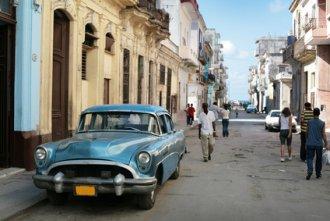 Meiers Weltreisen - Oldtimer - back to the 50ies - Zentral Kuba