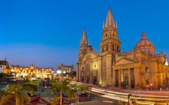 Neckermann Reisen - Gro�e Mexico-Rundreise