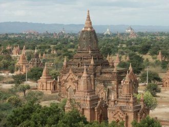 airtours - Sanctuary Ananda (Bagan - Mandalay)