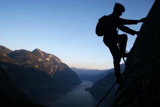 ASI Reisen - Ausbildung Klettersteig - Ötztal