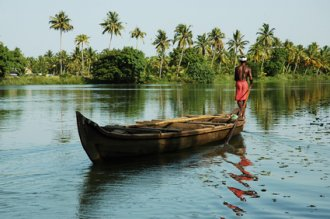 Wikinger Reisen - Indien: In der Stille der Backwaters
