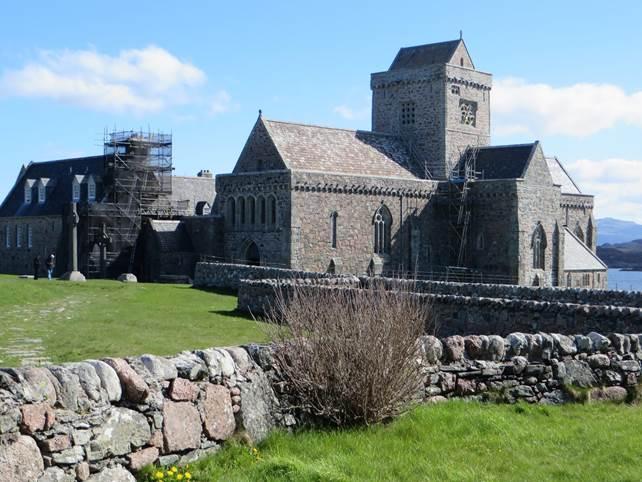 Iona-Kloster des heiligen Columban