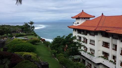 Hotelanlage Grand Nikko Bali