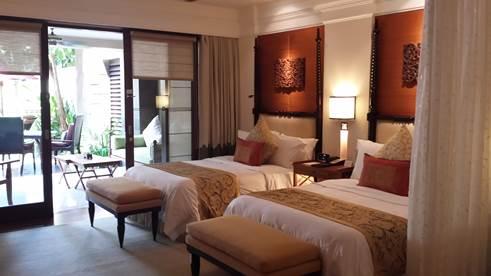 Zimmerbeispiel St.Regis Hotel