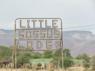 Little Sossus Lodge