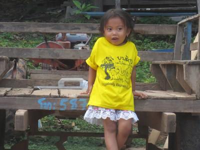 LASO - kleines Mädchen