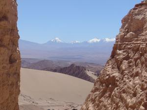 Mit Dertour von Chile nach Argentinien
