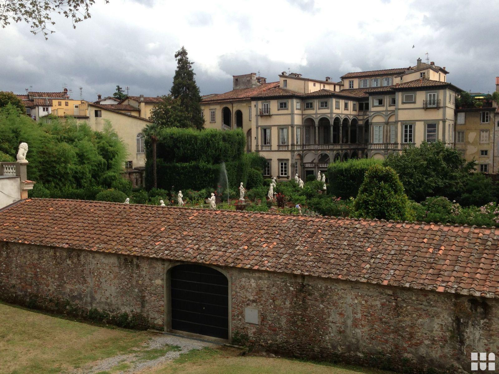 Gärten in Lucca