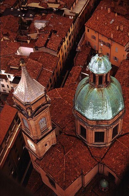Bologna Altstadt