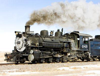 Cumbres und Toltec Railroad