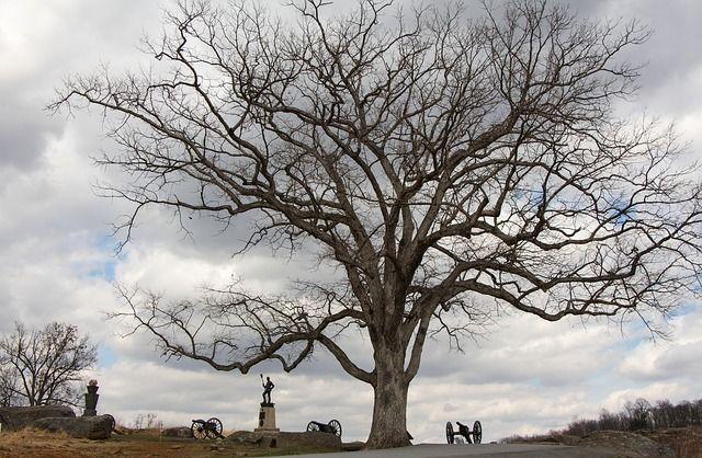 Gettysburg Denkmal Kanone