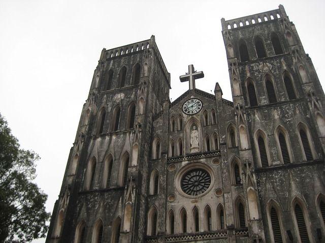 Kathedrale Vietnam