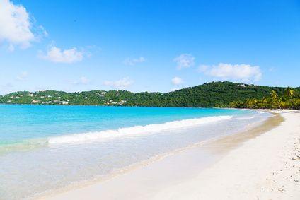 Magens Bay Beach