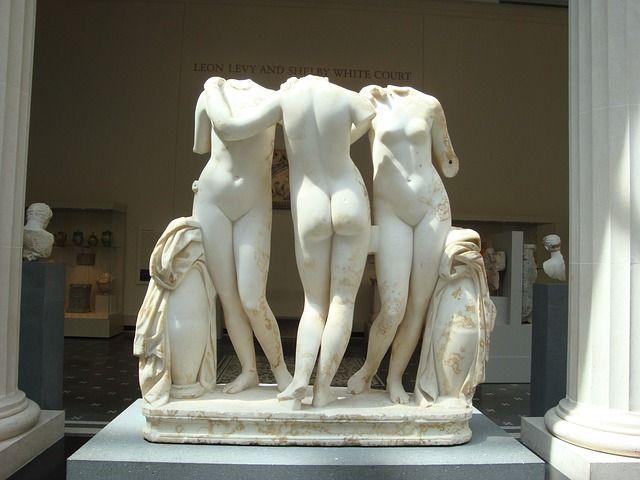 Metropolitan Museum - Drei Grazien