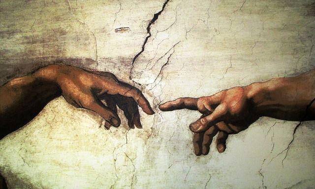 MichelAngelo Wandmalerei
