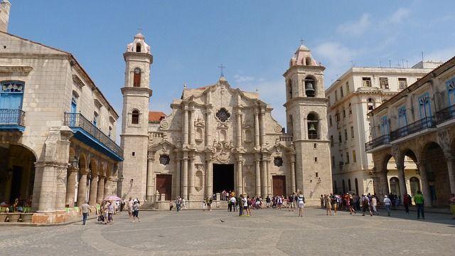 Plaza de la Catedral - Havanna