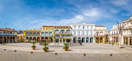 Plaza Vieja Havanna Cuba