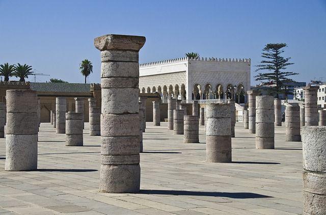 Rabat - Moschee - unvollendet