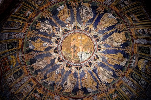 Ravenna - Mosaik