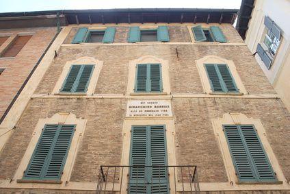 Rossini Geburtshaus