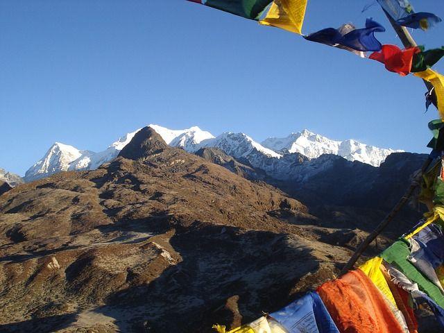 Sikkim Landschaft