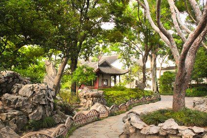 Garten von Suzhou