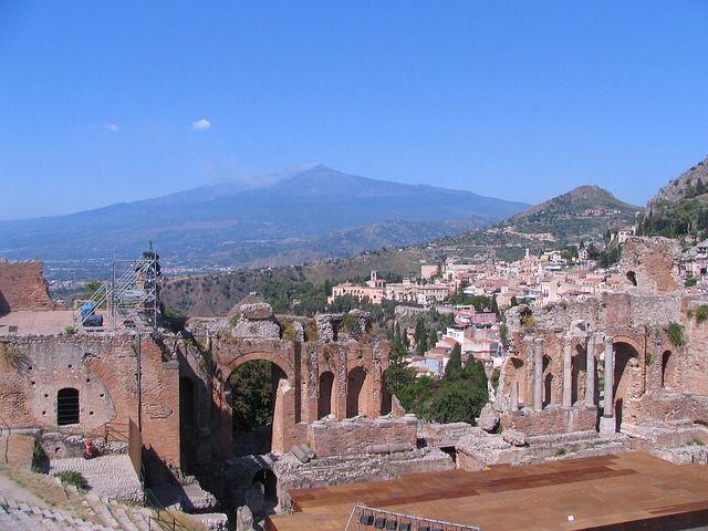 Taormina - Griechisches Theater