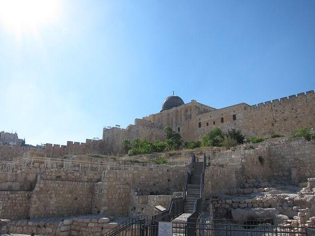 Tempelberg - Jerusalem