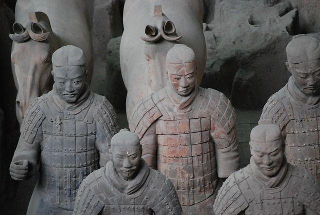 Terrakotta Armee Krieger